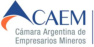 Logotipo Cámara Argentina de Empresarios Mineros